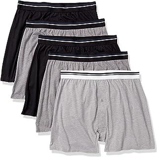 Amazon Essentials Boxer Uomo Pacco da 5 Boxer-Shorts Uomo