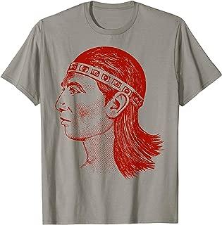 Honduras Indio Lempira T-shirt