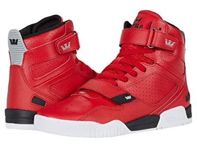 Supra Breaker (Red/Black/White) Men