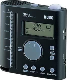 Korg KDM-2 True Tone Advanced Digital Metronome (International Version - No Warranty)