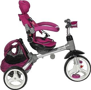 Prinsel Triciclo Giro, Color Morado