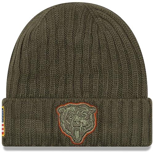 timeless design 03685 e83d9 Bears Salute to Service Hat: Amazon.com