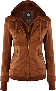 Best brown leather jackets for sale Reviews