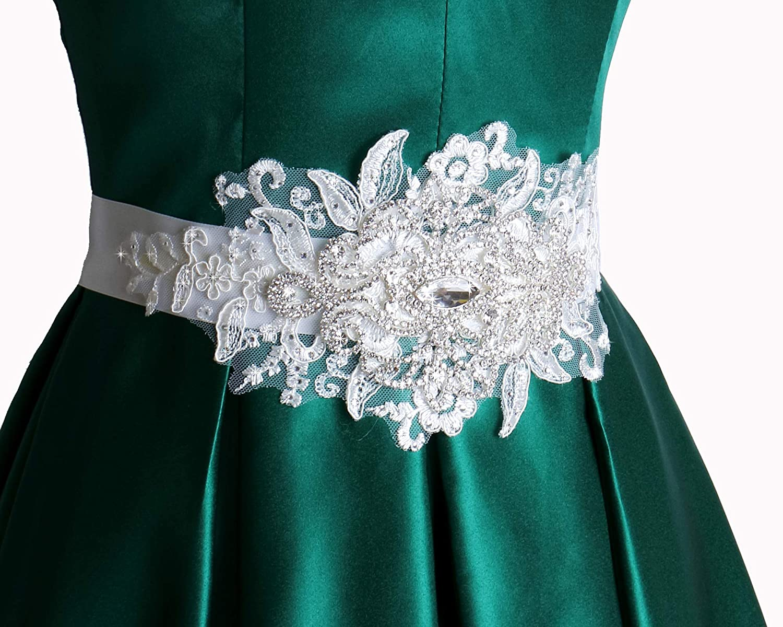 Large discharge sale Crystal wedding sash belt New Shipping Free Shipping rhinestone dress rh for