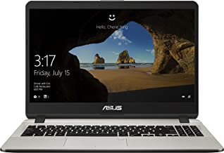 """ASUS X507 Core i5 - 8th Gen 15.6"""" FHD Thin and Light Laptop (8GB/1TB HDD/Windows 10/2GB MX130/Icicle Gold/1.6 kg), X507UF- EJ101T"""
