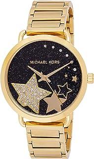 Michael Kors Watch Set For Women Analog Stainless Steel - mk3794