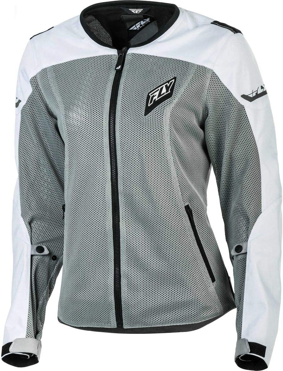 X-Small Fly Racing Street Womens Flux Air Jacket Black