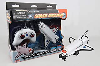 Space Mission Radio Control Space Shuttle