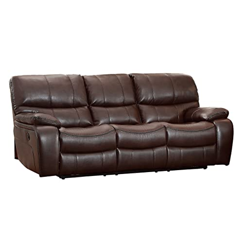Prime Leather Furniture Power Reclining Sofa Amazon Com Spiritservingveterans Wood Chair Design Ideas Spiritservingveteransorg