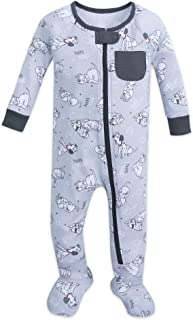 Disney 101 Dalmatians Stretchie Sleeper for Baby Size 12-18 MO Multi