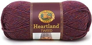 Lion Brand Yarn 136-148, Badlands Heartland Yarn