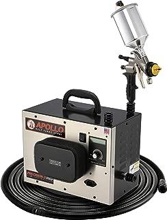 Apollo Sprayers Precision-5 Pro LE HVLP Turbospray +7700GT-600 Gun & 32' Hose