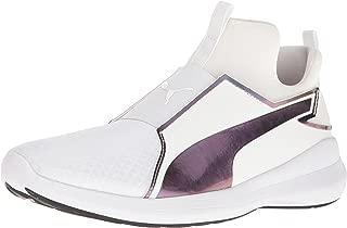 PUMA Women's Rebel Mid Wns Swan Cross-Trainer Shoe
