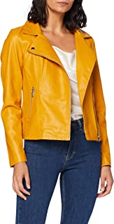 Only Onlmelisa Faux Leather Biker CC Otw Jacke para Mujer