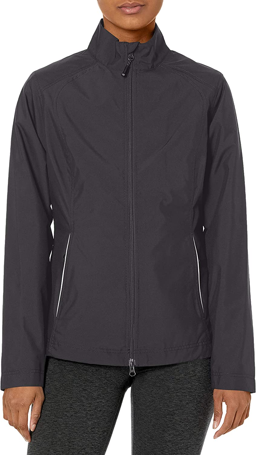 Cutter Buck Women's Cb Fashionable Weathertec Full At the price of surprise Zip Jacket Beacon