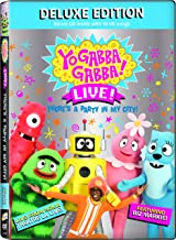 yo gabba gabba seasons on dvd