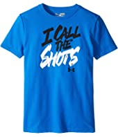 Under Armour Kids - I Call the Shots Short Sleeve Tee (Big Kids)