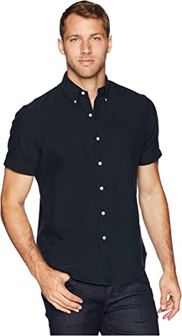 Oxford Short Sleeve Sport Shirt