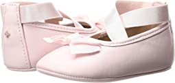 Kate Spade New York Kids - Ballet Slipper with Bow (Infant/Toddler)