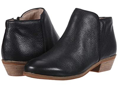 SoftWalk Rocklin (Black Tumbled Leather) Women
