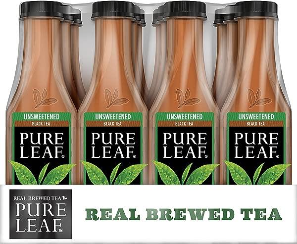 纯叶冰茶不加糖真正酿造的红茶 0 卡路里 18 5 盎司 12