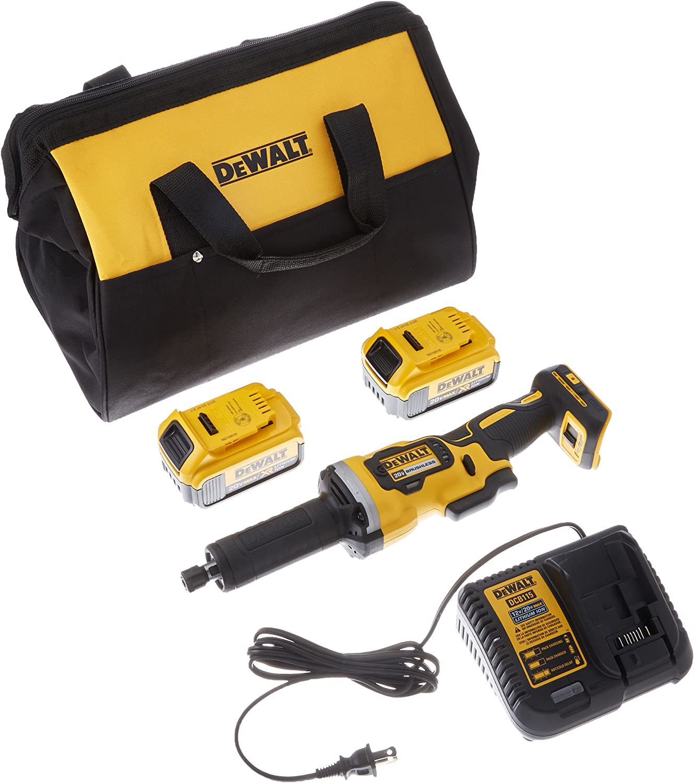 DEWALT 20V MAX Die Grinder Kit 2-Inch 1-1 Super security sale period limited Variable Speed DCG4
