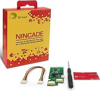 【 ニンテンドークラシックミニ で Bluetooth コントローラーが使えるようになる!】 Brook NinCade [cxd1831] [並行輸入品]