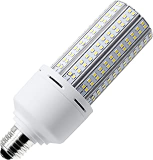 New Sunshine 20W LED Corn Light Bulb for Indoor Outdoor Standard E26 Base 2200Lm 4000K Pure White,for Street Lamp Gymnasium Garage Factory Warehouse High Bay Barn Porch Backyard Garden Super Bright