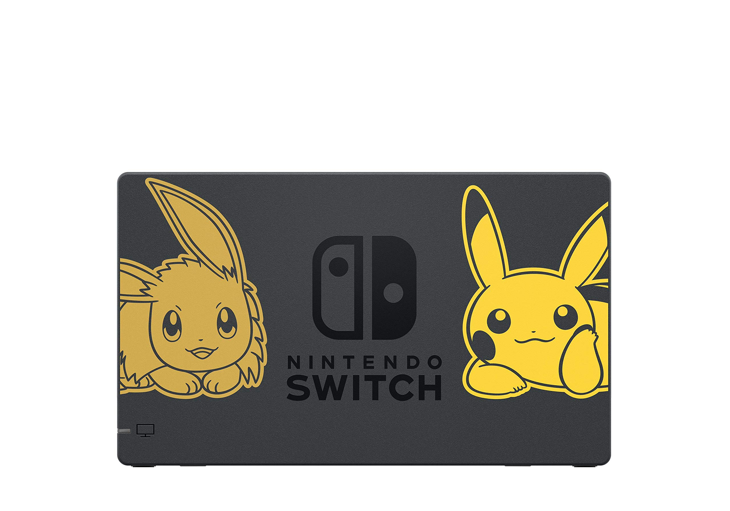 Nintendo Switch Lets Go Eevee Limited Edition Console with Joycon ...