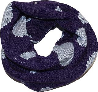 Neweave MILANO - Sciarpa a maglia in lana merino- calda, morbida ed elegante - MADE IN ITALY