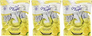 Crystal Light Lemonade Drink Mix - 8.6 oz - 16 ct - 3 pk