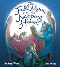 The Full Moon at the Napping House (padded board book)