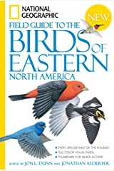 NG Field Guide to the Birds of Eastern North America Paperback