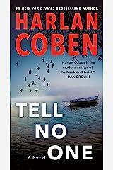 Tell No One: A Novel Kindle Edition