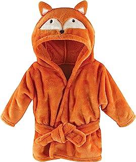 Hudson Baby Szlafroki Niemowlęta - dziewczynki Hudson Baby Unisex Baby Plush Pool and Beach Robe Cover-ups, Fox