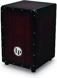 LP Aspire Accents Wire Cajon Dark Wood Streak LPA1332-DWS
