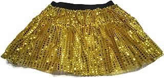 Rush Dance Sparkle Sequin Running Skirt Race Costume Glitter Ballet Tutu 5K