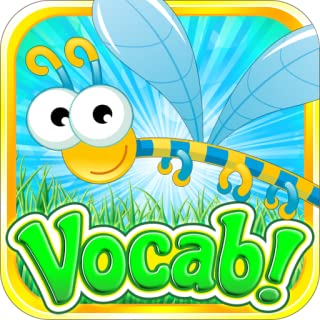 Vocabulicious: Kindergarten Reading & Vocabulary Flashcards Games for Kids