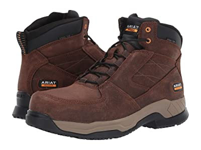 Ariat Contender 6 (Ash Brown) Men