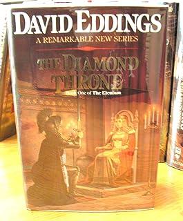 The Diamond Throne (Elenium, Book 1)