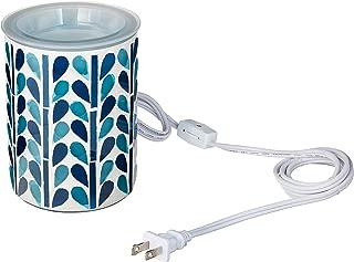ScentSationals Mosaic Wax Warmer (Blue)