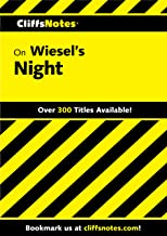 CliffsNotes on Wiesel's Night (Cliffsnotes Literature Guides)