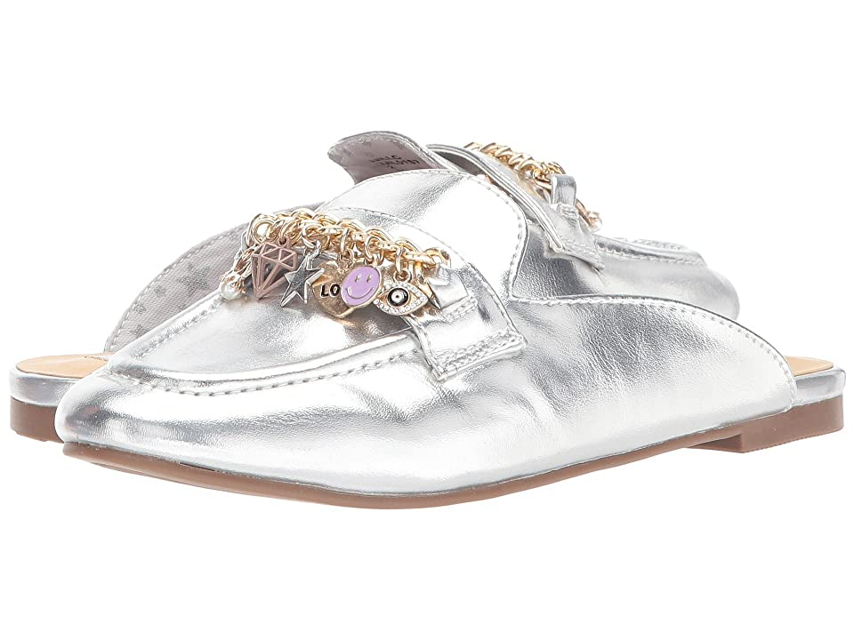Steve Madden Kids JJillc (Little Kid/Big Kid) (Silver) Girl