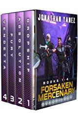 Forsaken Mercenary Box Set: Books 1–4 (The Forsaken Mercenary Series Box Set Book 1) Kindle Edition