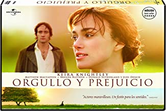 Orgullo Y Prejuicio(Ed. Horizontal) DVD