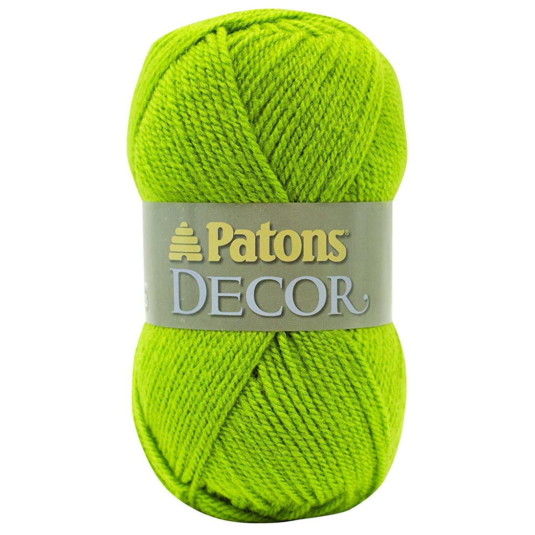 Patons  Decor Yarn - (4) Medium Worsted Gauge  - 3.5oz -  Frond -   For Crochet, Knitting & Crafting
