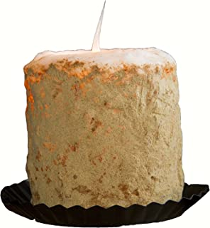Warm Glow Candle Company Country Spice Electric Candle, Cream