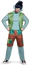 Disguise Men's Branch Deluxe Adult W/Wig Costume