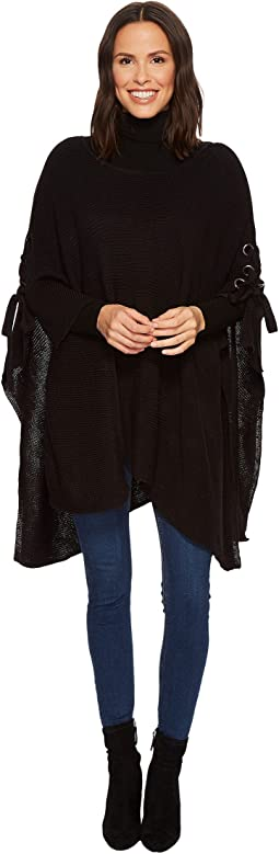 Collection XIIX - Grommet Tie Up Poncho