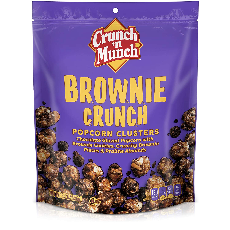 CRUNCH 'N MUNCH Selling Brownie Surprise price Crunch 5.5 oz. Flavored Popcorn